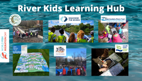 graphic of River Kids Learning Hub